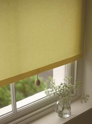 swedish plain roller blind fabric 4