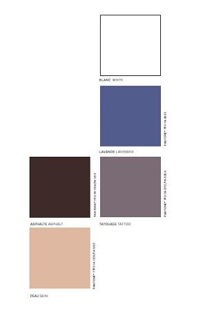 pantone colour 1