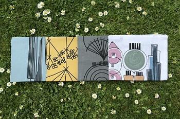 picknick elements summer tea towels