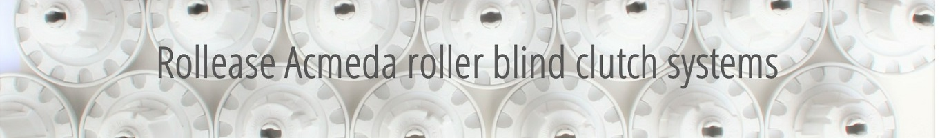 rollease acmeda roller blind clutch systems