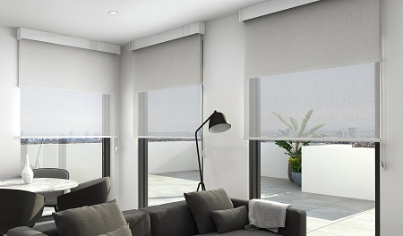 rollease roller blind hardware