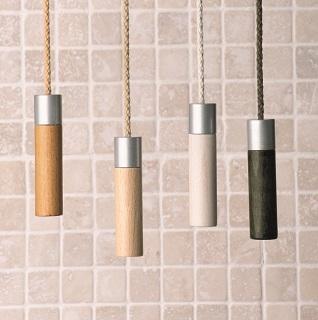 alvo bathroom light pulls in wood and ali