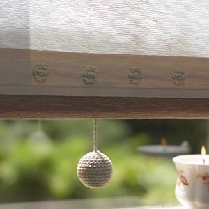 charleston blind pull - pearl