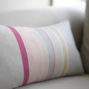 coggeshall stripe cushion