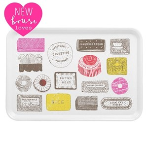 family favourites large tray with a selection of nice, bonbon, tunocks, wafer, digestive and many mo