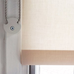 halo blind cord safety device - cream