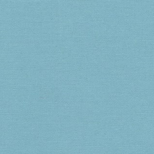 atlantic blue plain solo window roller blind for kitchen or bathrooms