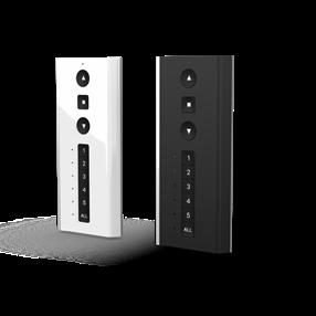 automate PUSH 5 remote controls