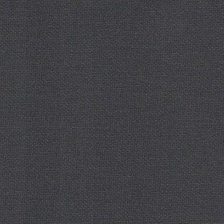 textured plain roller blind window fabric canvas in black