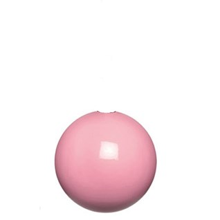 petal pink high gloss bobbi wooden ball roman blind pull