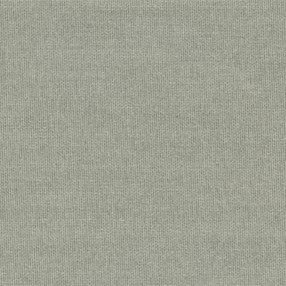 canvas high quality blackout roller blind fabric in mid grey
