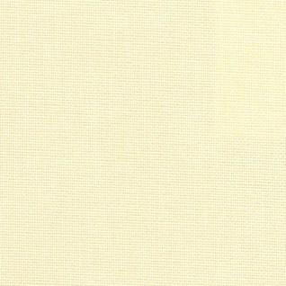 textured plain roller blind window fabric canvas in custard cream yellow