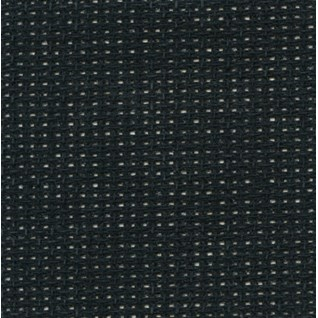 black wicker flame retardant textured roller blind fabric fr for offices and schools