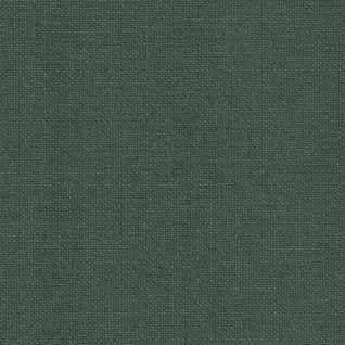 textured plain roller blind window fabric canvas in forest green