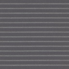 dark grey grand colonial woven striped roller blind fabric