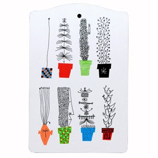 crazy pots chopping board