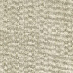 herringbone brown tweed roller blind fabric print