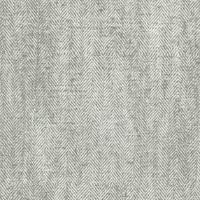 herringbone grey tweed-style roller blind print