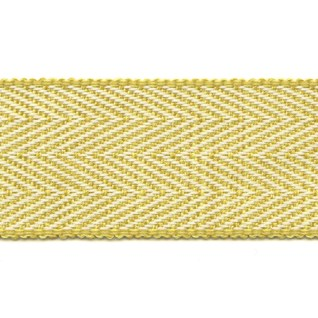 herringbone trim in yellow interior decorative woven trimming braid