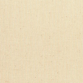 hessian natural cotton traditional roller blind fabric in cream