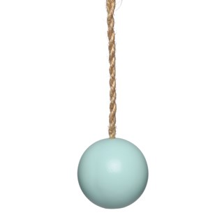 lewes light pull - matte beach hut blue