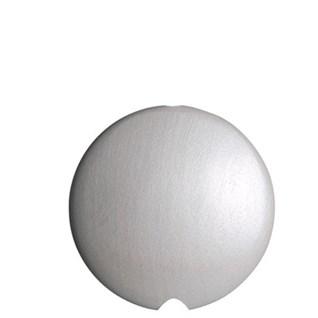 lunar roman blind pull - silver shimmer