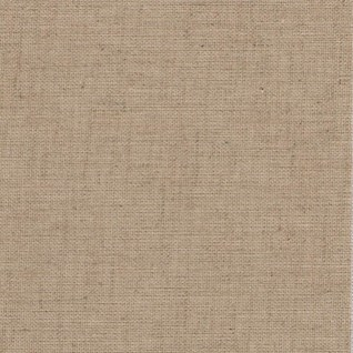 cappucino natural coloured cotton and flax roller blind fabric for window decoration