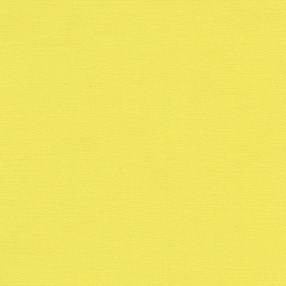 metro plain roller blind fabric in zesty lemon colour