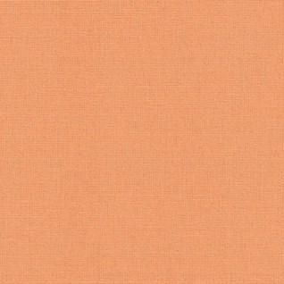 orange plain mono blackout bedroom window roller blind fabric