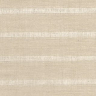 beige organic eco cotton woven striped window roller blind fabric