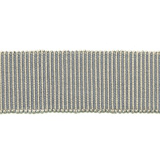 pastille striped trim - slate