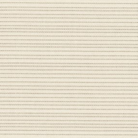 pencil pleat cream, a striped ultra thin voile roller blind fabric