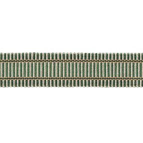 sport braid trim - lawn tennis green
