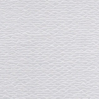 trace in white is a  japanese style see through fabric for window blinds