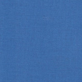 ultramarine blue natural cotton Swedish roller blind fabric is a traditional window dressing
