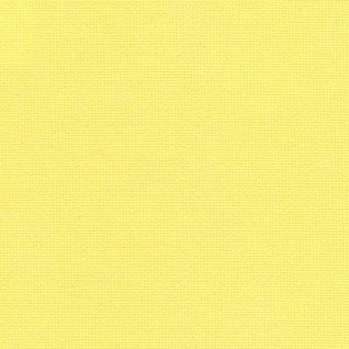 textured plain roller blind window fabric canvas in lemon yellow