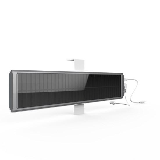 Automate solar panel
