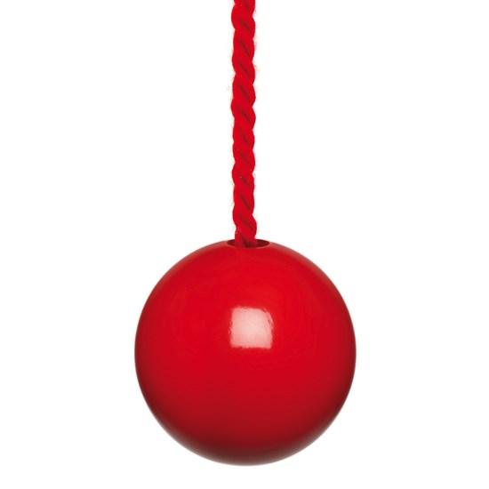 bobbi light pull - high gloss red