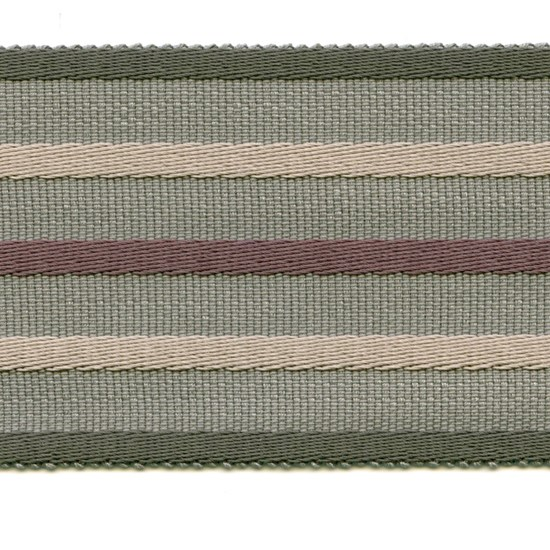 fletcher stripe trim - juniper