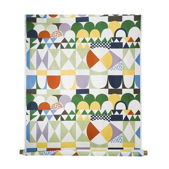 bows fabric - multi