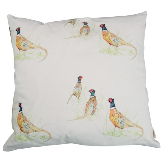 Pheasant Cushion