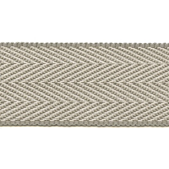 herringbone trim - brompton brown