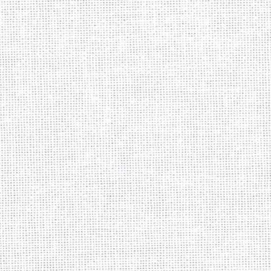 hopsack - white