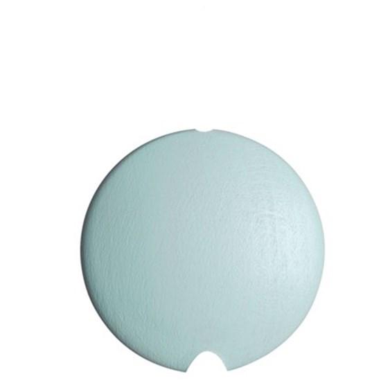 lunar roman blind pull - aerial blue