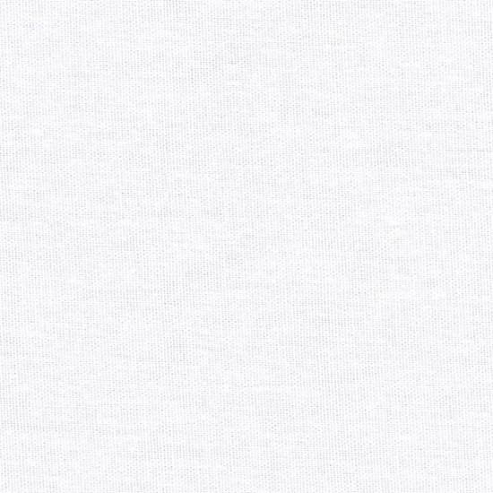 swedish cotton plain - misty white