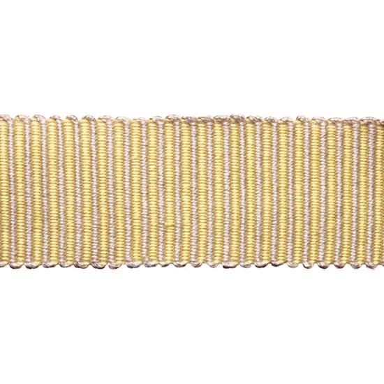 pastille striped trim - lemon sugar