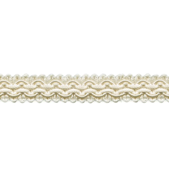 regency braid - ivory