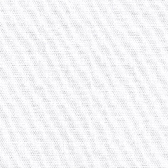 swedish cotton plain - white