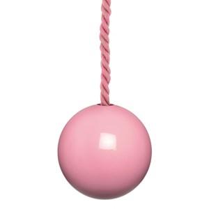 bobbi blind pull - petal pink