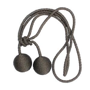 charleston tieback - mink brown